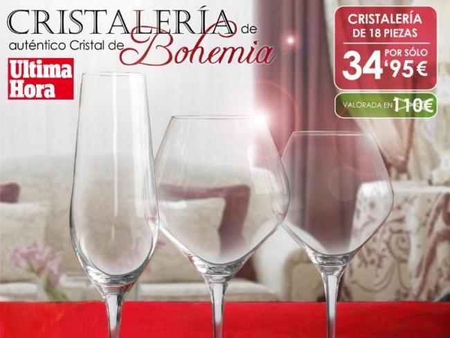 Cristaler a de cristal de bohemia aut ntico promo ltima - Cristalerias de bohemia ...